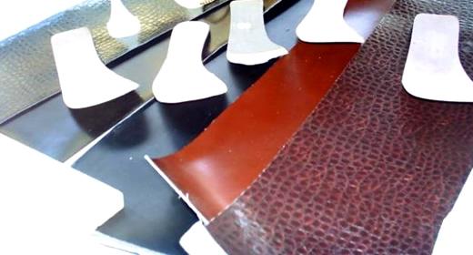 Proveedores de insumos de zapatos y calzados